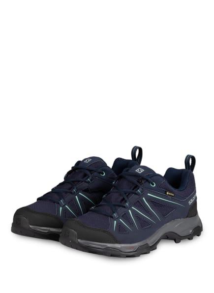SALOMON Outdoor-Schuhe TIBAI 2 GTX, Farbe: DUNKELBLAU (Bild 1)