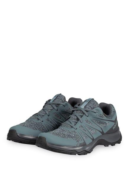 SALOMON Outdoor-Schuhe WARRA GTX, Farbe: BLAUGRAU (Bild 1)
