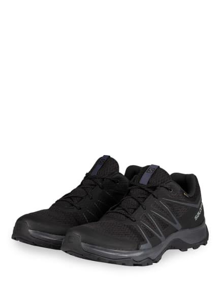 SALOMON Outdoor-Schuhe WARRA GTX, Farbe: SCHWARZ (Bild 1)