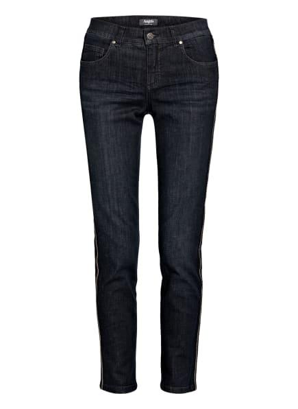 ANGELS Skinny Jeans mit Galonstreifen  , Farbe: 30158 rinse night blue used (Bild 1)