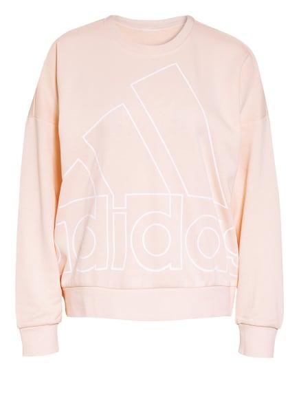adidas Sweatshirt , Farbe: HELLROSA (Bild 1)