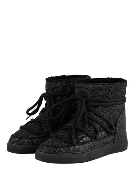 INUIKII Boots, Farbe: SCHWARZ (Bild 1)