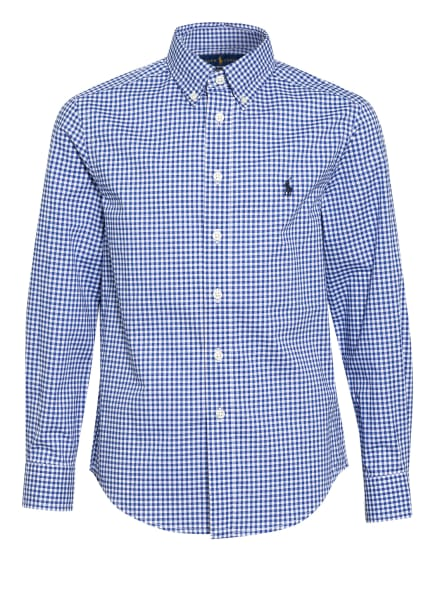 POLO RALPH LAUREN Hemd, Farbe: BLAU/ WEISS (Bild 1)