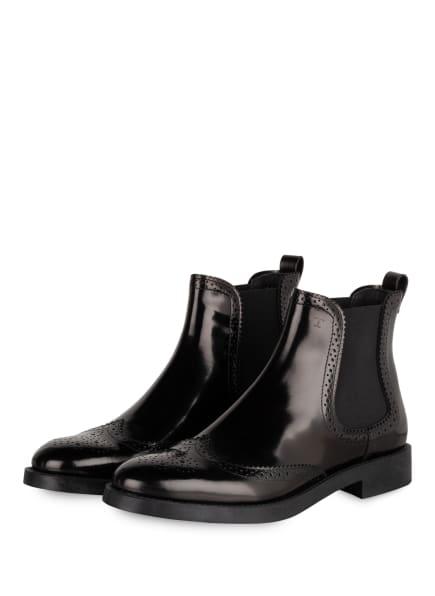 TOD'S Chelsea-Boots, Farbe: B999 BLACK (Bild 1)