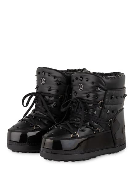 BOGNER Boots TROIS VALLEÉS mit Nietenbesatz, Farbe: SCHWARZ (Bild 1)