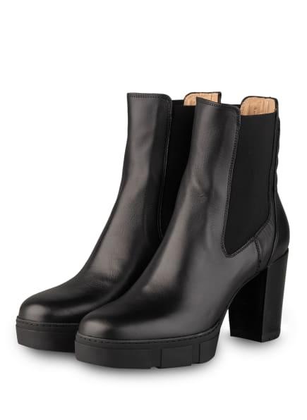 UNISA Chelsea-Boots, Farbe: SCHWARZ (Bild 1)