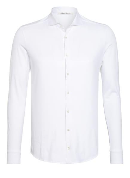 Stefan Brandt Jerseyhemd OTIS Slim Fit, Farbe: WEISS (Bild 1)