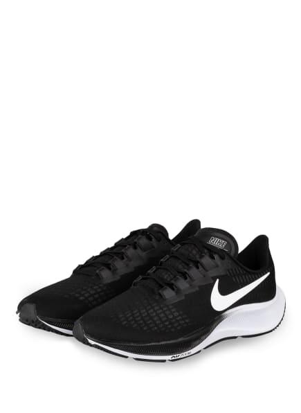 Nike Laufschuhe AIR ZOOM PEGASUS 37, Farbe: SCHWARZ (Bild 1)