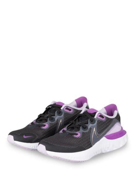 Nike Sneaker RENEW RUN , Farbe: GRAU/ LILA/ HELLLILA (Bild 1)
