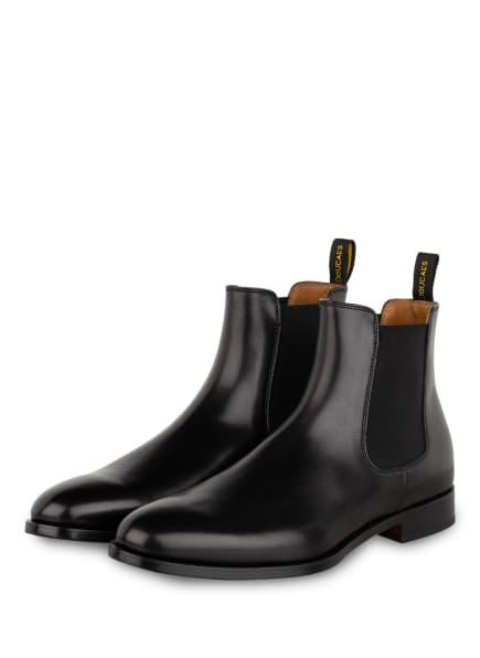 DOUCAL'S Chelsea-Boots, Farbe: SCHWARZ (Bild 1)