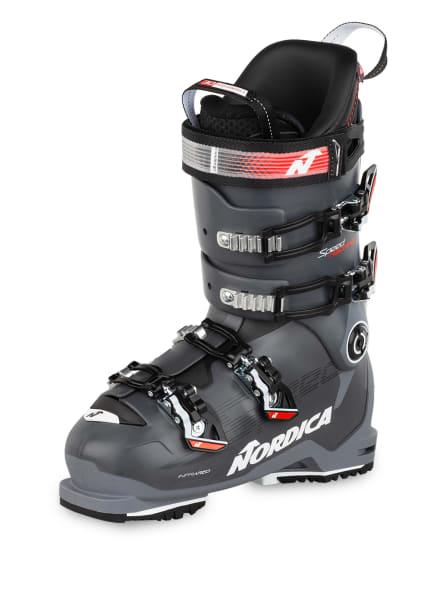 NORDICA Skischuhe SPEEDMACHINE 110 X, Farbe: DUNKELGRAU/ SCHWARZ (Bild 1)