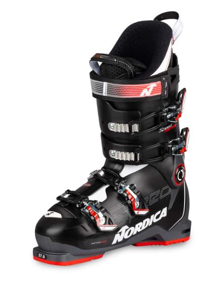 NORDICA Skischuhe SPEEDMACHINE 100, Farbe: SCHWARZ/ GRAU/ ROT (Bild 1)