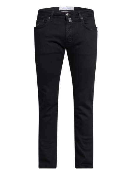 JACOB COHEN Jeans J688 Regular Fit, Farbe: W1 soft black (Bild 1)