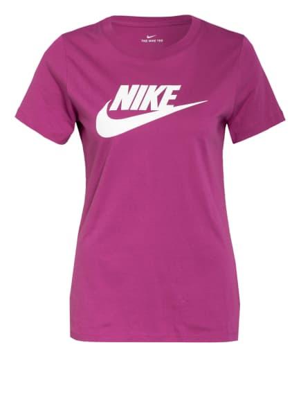 Nike T-Shirt ESSENTIAL ICON FUTURA, Farbe: FUCHSIA (Bild 1)
