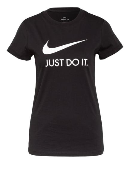 Nike T-Shirt SPORTSWEAR JDI, Farbe: SCHWARZ/ WEISS (Bild 1)