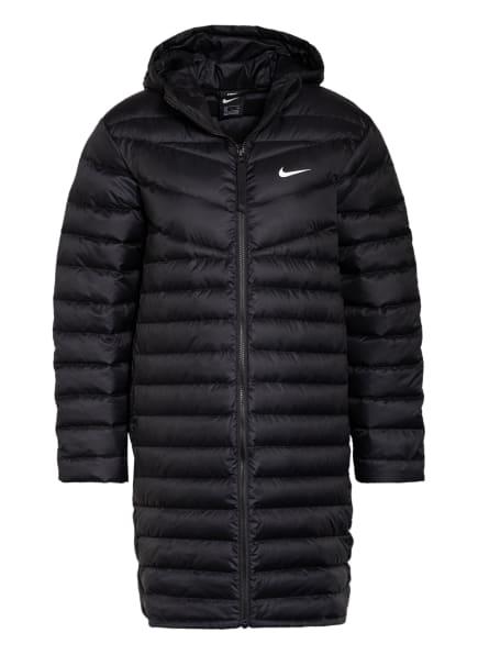 Nike Lightweight-Daunenmantel , Farbe: SCHWARZ (Bild 1)