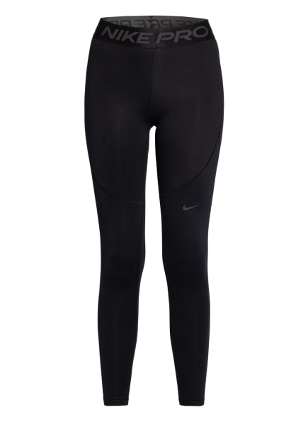Nike Tights PRO THERMA, Farbe: SCHWARZ (Bild 1)