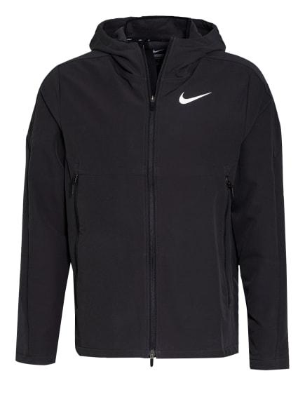 Nike Trainingsjacke THERMA, Farbe: TAUPE (Bild 1)