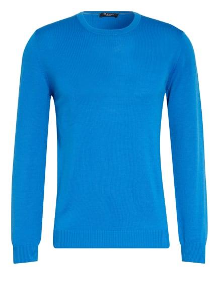MAERZ MUENCHEN Pullover, Farbe: BLAU (Bild 1)
