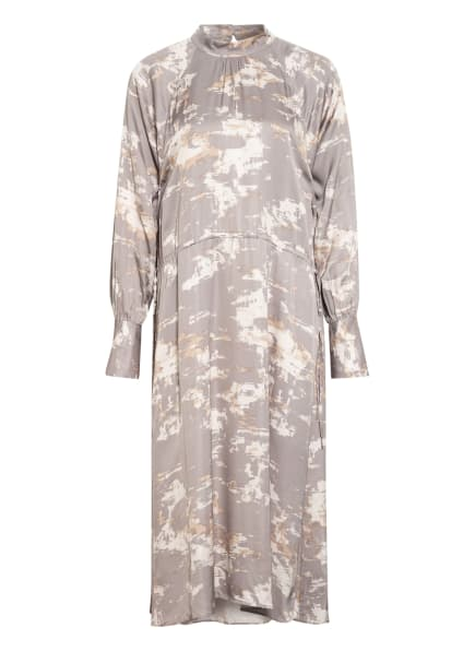 InWear Kleid PAULINEIW, Farbe: GRAU/ BEIGE/ CREME (Bild 1)