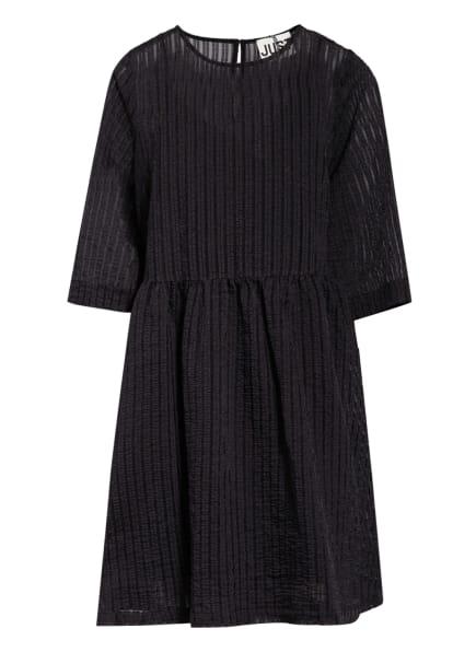 JUST FEMALE Kleid SOLI mit 3/4-Arm, Farbe: SCHWARZ (Bild 1)