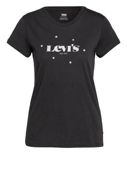 Levi's® T-Shirt, Farbe: SCHWARZ (Bild 1)