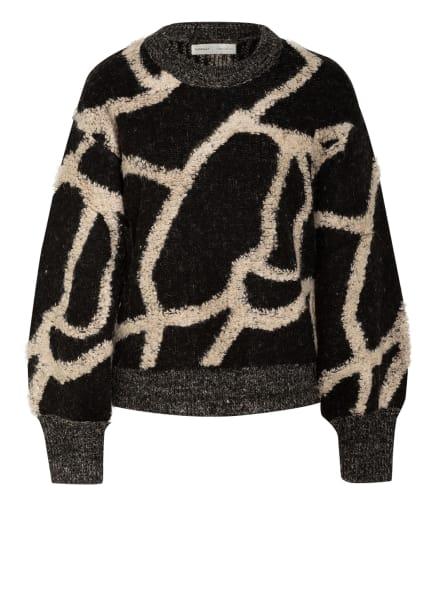 InWear Pullover AMBER, Farbe: SCHWARZ/ WEISS (Bild 1)