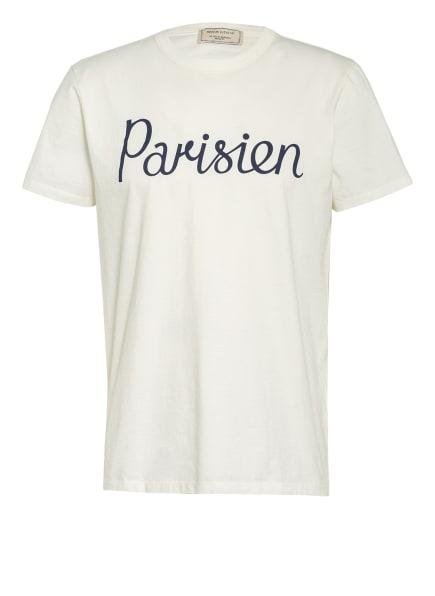MAISON KITSUNÉ T-Shirt, Farbe: WEISS/ SCHWARZ (Bild 1)