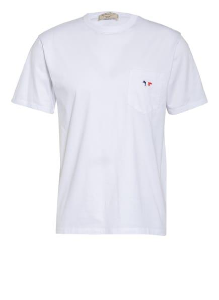 MAISON KITSUNÉ T-Shirt, Farbe: WEISS (Bild 1)