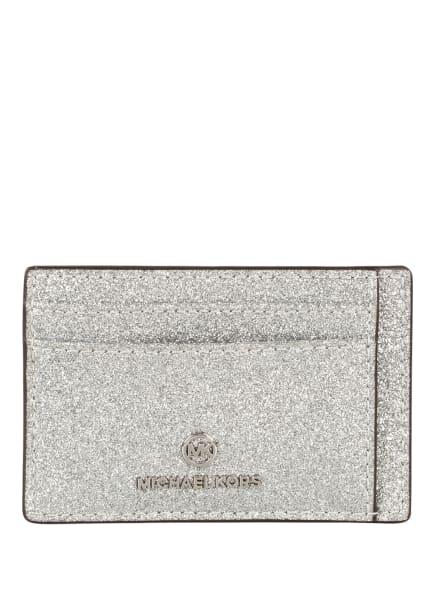 MICHAEL KORS Kartenetui, Farbe: SILBER (Bild 1)