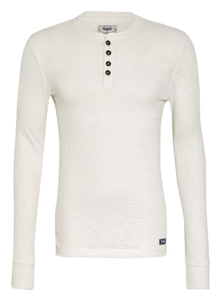 Superdry Longsleeve , Farbe: CREME/ WEISS (Bild 1)