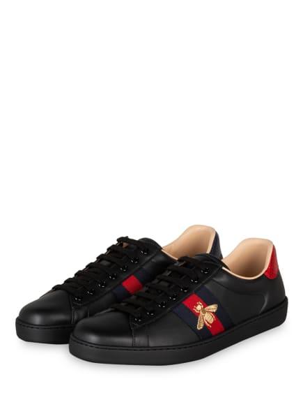 GUCCI Sneaker ACE , Farbe: SCHWARZ (Bild 1)
