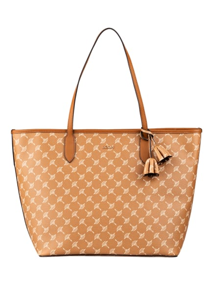 JOOP! Shopper CORTINA LARA M mit Pouch, Farbe: CAMEL/ BEIGE (Bild 1)