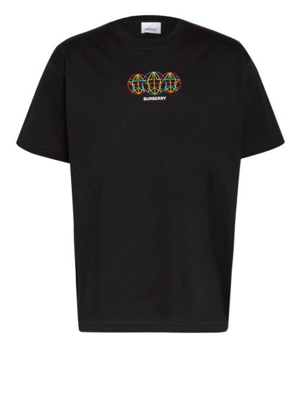 BURBERRY T-Shirt TUNBURY, Farbe: SCHWARZ (Bild 1)