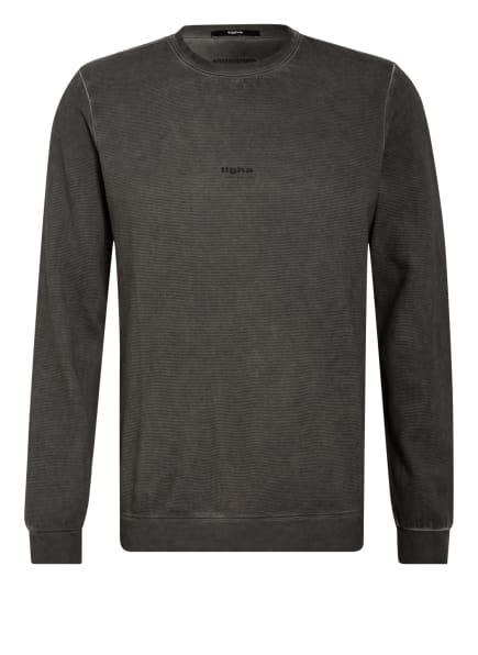 tigha Sweatshirt CARLO, Farbe: DUNKELGRAU (Bild 1)
