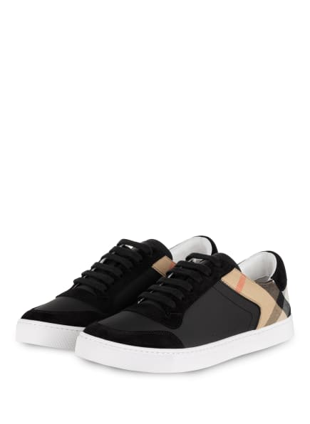 BURBERRY Sneaker NEW REETH , Farbe: SCHWARZ (Bild 1)