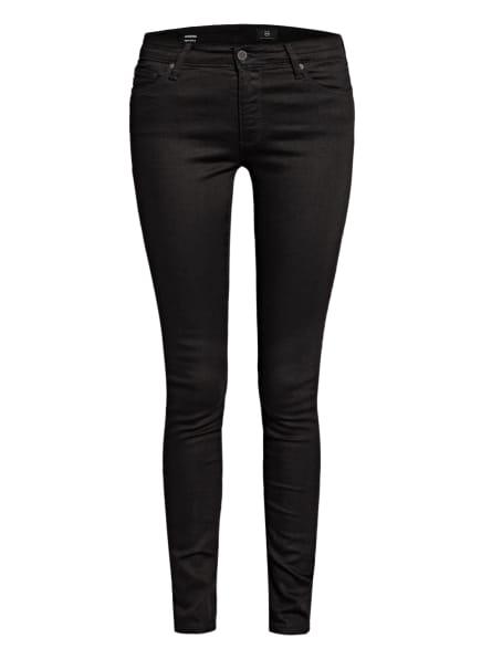 AG Jeans Skinny Jeans LEGGING, Farbe: SBA SUPER BLACK (Bild 1)