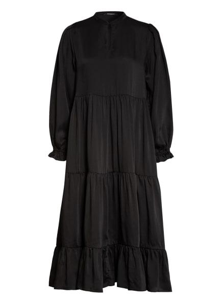 BRUUNS BAZAAR Kleid EMILLEH mit Rüschenbesatz, Farbe: SCHWARZ (Bild 1)