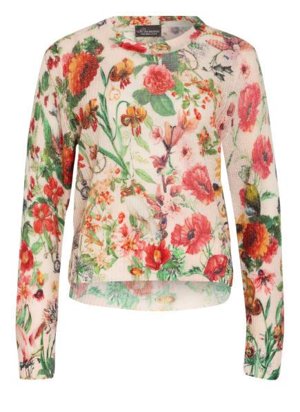 Princess GOES HOLLYWOOD Pullover, Farbe: HELLROSA/ HELLGRÜN/ ROT (Bild 1)