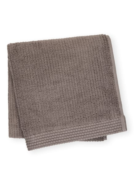 en VOGUE Handtuch , Farbe: DUNKELGRAU (Bild 1)