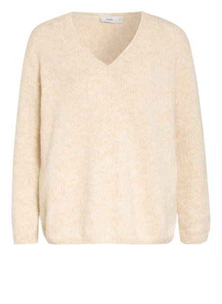 CLOSED Pullover mit Alpaka, Farbe: ECRU/ CREME (Bild 1)