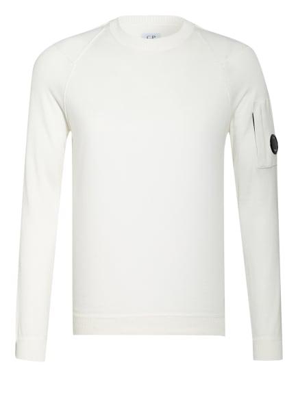 C.P. COMPANY Pullover, Farbe: WEISS (Bild 1)