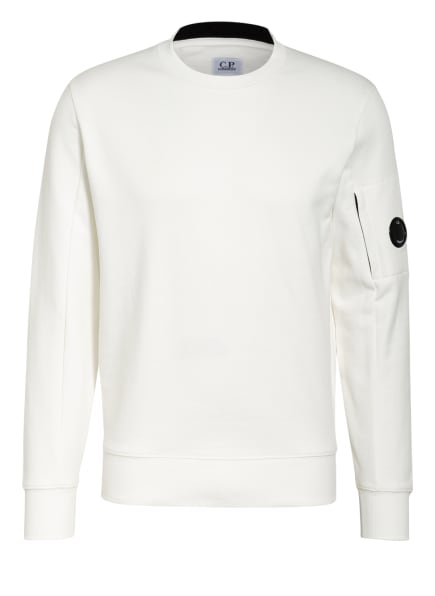 C.P. COMPANY Sweatshirt, Farbe: WEISS (Bild 1)