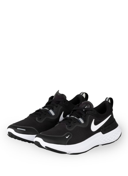 Nike Laufschuhe REACT MILER , Farbe: SCHWARZ (Bild 1)