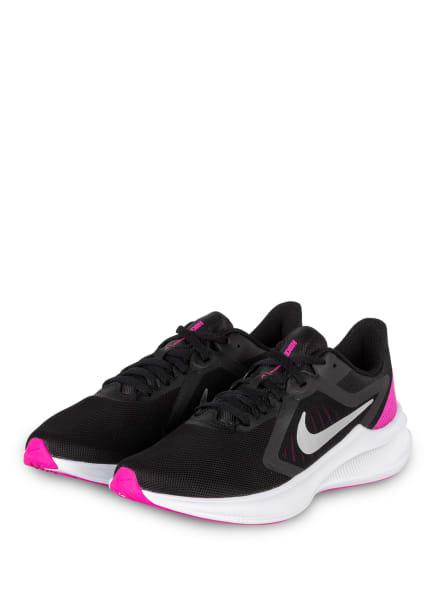 Nike Laufschuhe DOWNSHIFTER 10, Farbe: SCHWARZ (Bild 1)