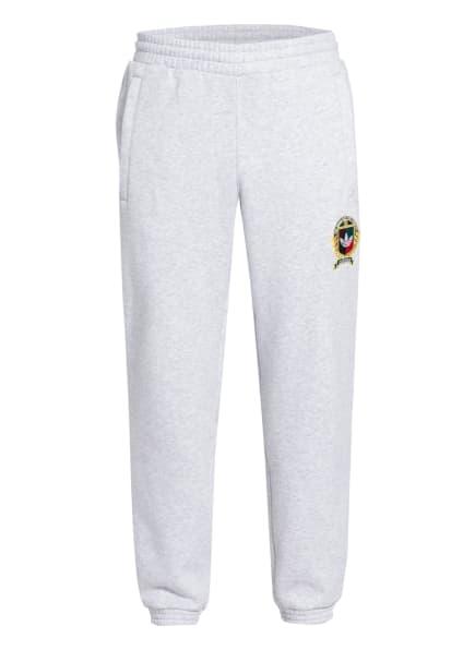 adidas Originals Sweatpants COLLEGIATE CREST, Farbe: HELLGRAU (Bild 1)