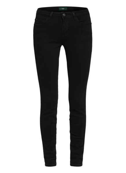 GUESS Skinny Jeans CURVE X, Farbe: GROY GROOVY (Bild 1)