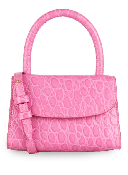 BY FAR Micro Bag MINI, Farbe: PINK (Bild 1)