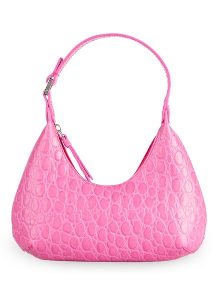 BY FAR Handtasche BABY AMBER , Farbe: PINK (Bild 1)