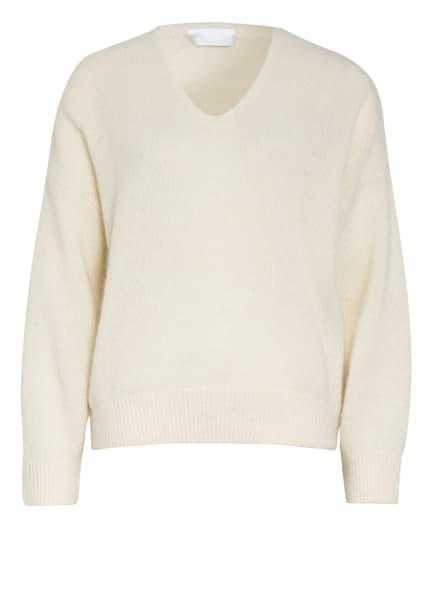 BOSS Pullover FILLALLON mit Alpaka, Farbe: WEISS (Bild 1)